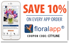 Send flowers with your iPhone or Android.