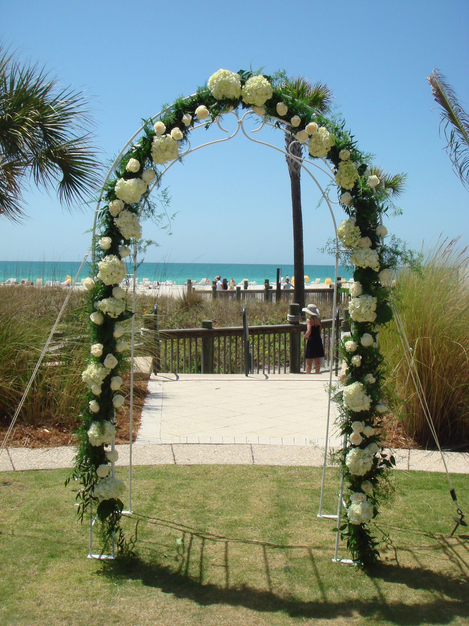 Ceremony Arches Canopies And Chuppas